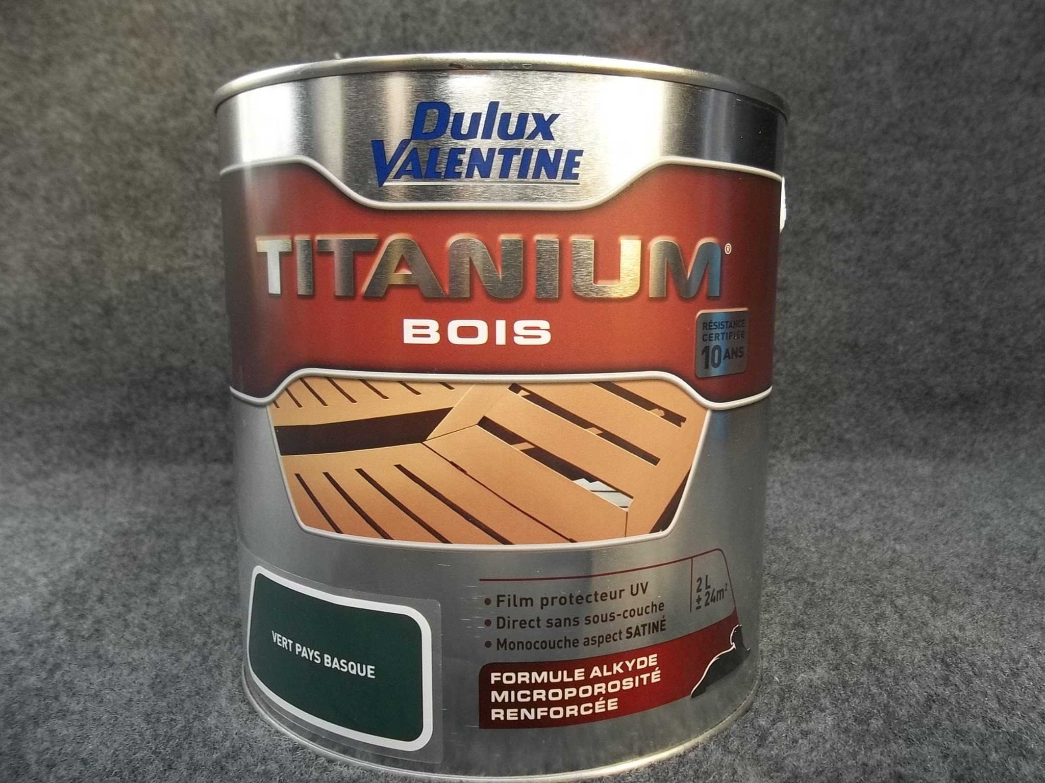 Peinture bois exterieur dulux valentine ultra resis for Peinture sol bois exterieur