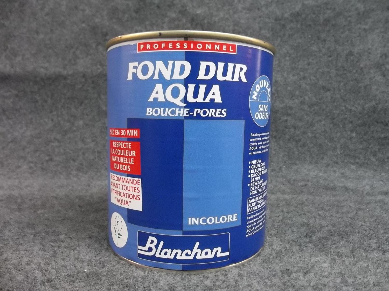 Fond dur aqua bouche pores blanchon blanchon g 39 peint for Bouche pore carrelage