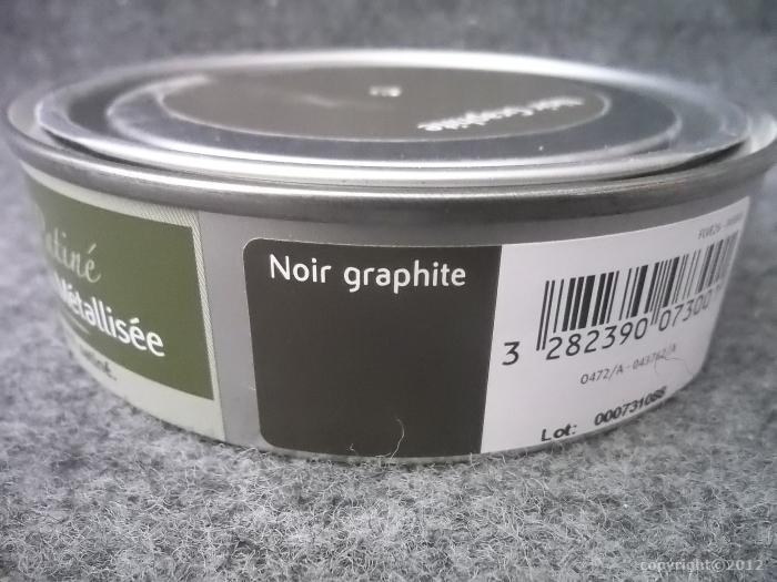 Cire Graphite Liberon