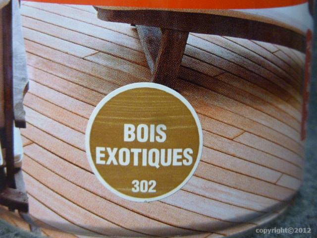 Saturateur bois ext rieurs syntilor 2 5 l syntilor g 39 peint destockage - Destockage bois exotique ...