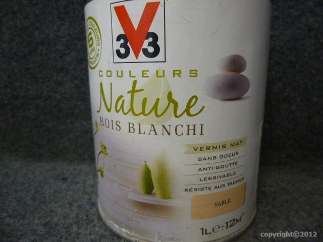 Vernis couleurs nature bois colore v33 - Vernis bois couleur ...