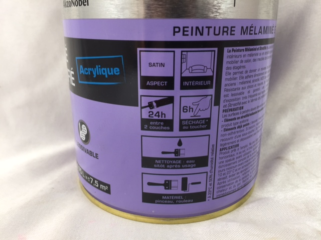 Carrelages Melamines Julien Peinture Melamine Et Stratifie 750ml Peinture Carrelage Acquatex Ceramica Isaval 750 Ml Resinence Couleur Satinee Resinence 0 5 L Resine Epoxy Couleur Satinee Resinence 0 25 L Peinture De Renovation