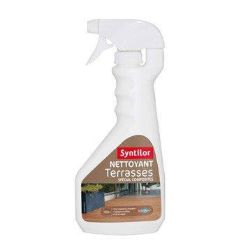 syntilor nettoyant terrasses bois sp cial composites spray syntilor. Black Bedroom Furniture Sets. Home Design Ideas