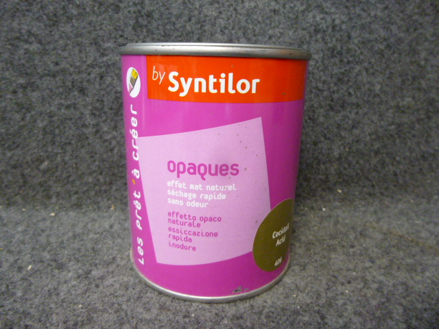 Peinture les pr t cr er opaques syntilor syntilor g 39 peint destockage de peinture lasure for Peinture nacree murale