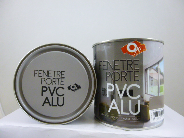 Peinture Fenêtre Et Porte En Pvc Alu Oxi 05 L Oxi P Fenet Porte