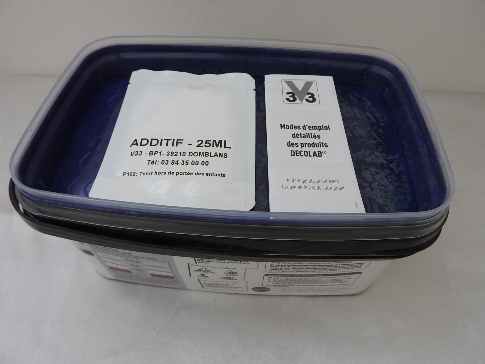 Peinture Mat 100 Resistant Decolab V33 2L P MAT 100 RESI 6.JPG