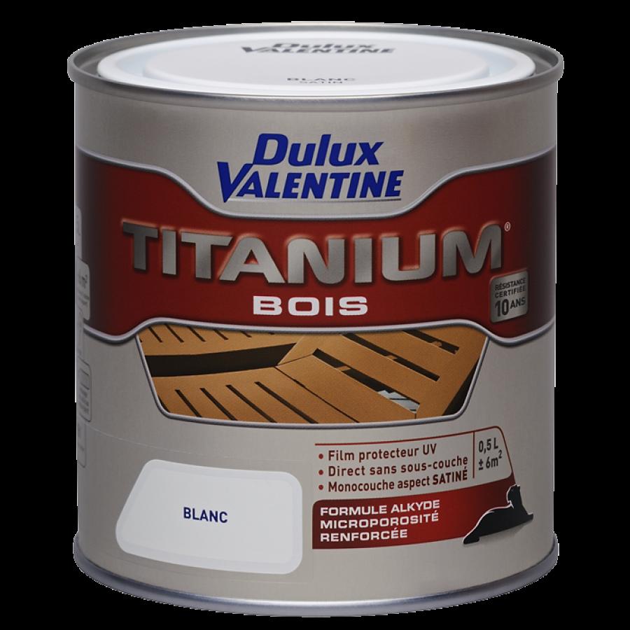 Peinture dulux valentine titanium bois exterieur u2013 Resine de protection pour peinture # Peinture Ou Lasure Pour Bois Exterieur
