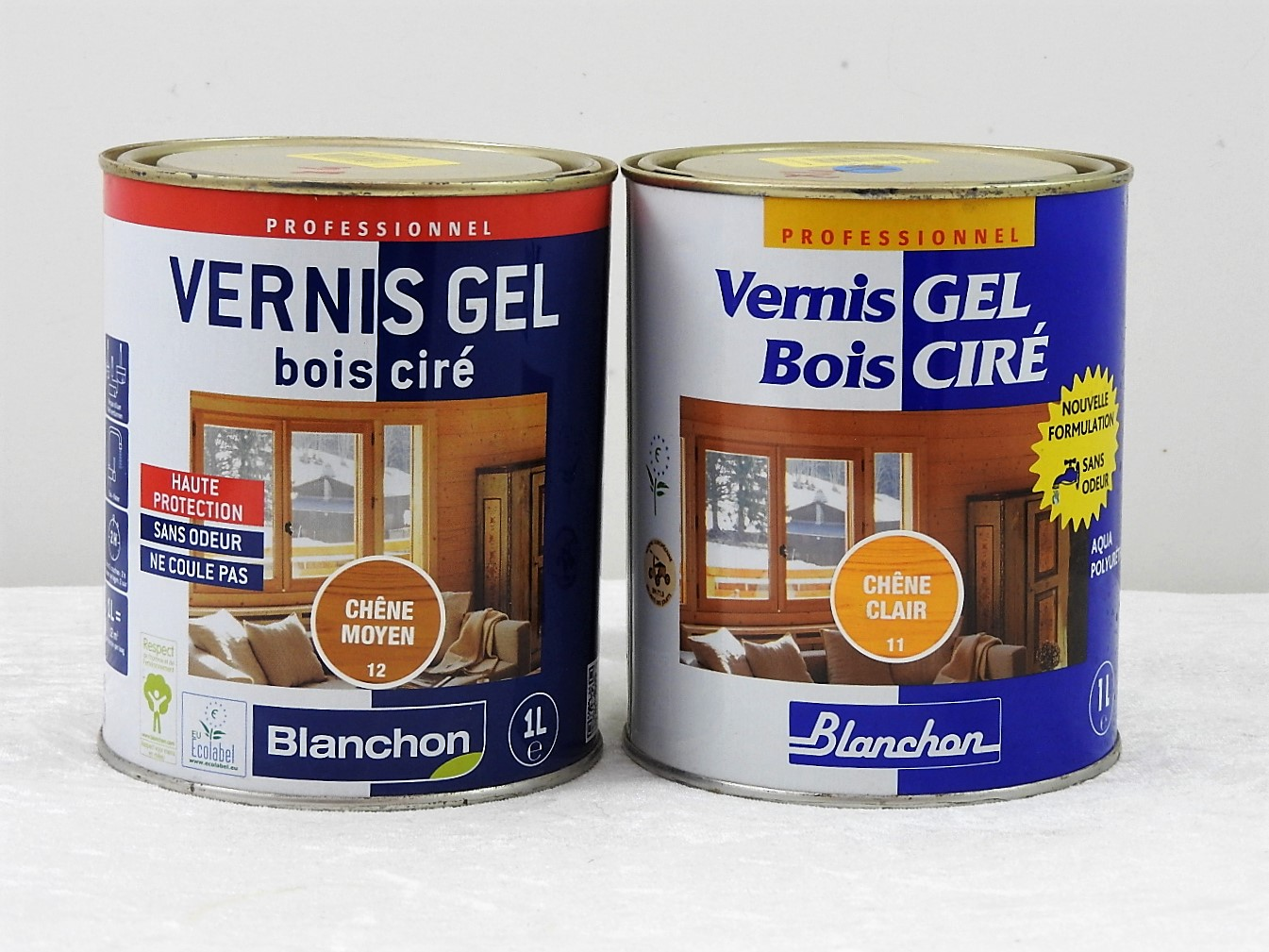 vernis gel bois cir blanchon 1 l blanchon vernis gel b c blanchon 1 g 39 peint destockage de. Black Bedroom Furniture Sets. Home Design Ideas