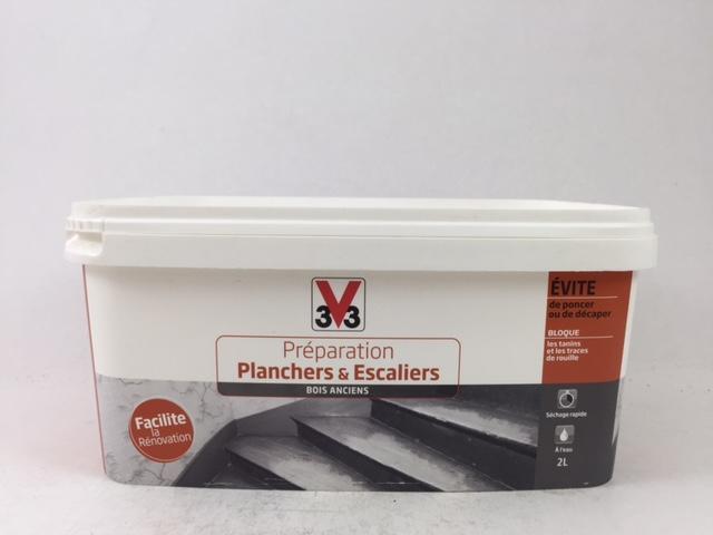 Préparation Planchers Et Escaliers V33 2l V33 31533894925939
